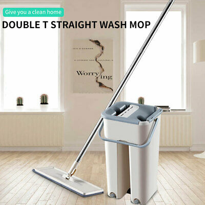 Auto Cleaning Free Hand Wash Mop Floor