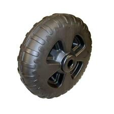 Plastic 24-in Outside Dia Dock Wheel with 7-in Thread Surface Dock Accessory