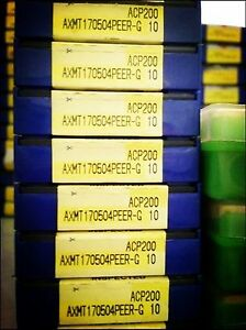 10pcs SUMITOMO APMT1604PDER-H08 ACP200 Carbide Inserts Free Shipping
