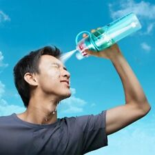 Sip & Spray Water Bottle for Gym
