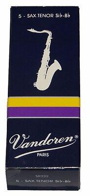 Blätter Vandoren traditionell Blättchen Tenor-Sax Saxophon Blatt Reeds
