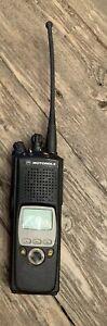 MOTOROLA-monofilamento-Berkley-5000-modello-II-700-800Mhz-radio-a-due-vie-H18UCF9PW6AN-XTS5000