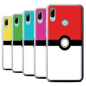 Gel-TPU-Case-for-Huawei-P-Smart-2019-Pokeball-Anime-Inspired