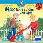 LESEMAUS 128: Max fährt zu Oma und Opa von Christian Tielmann (2014, Taschenbuch)