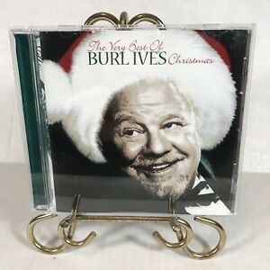 Burl Ives Christmas.Details About The Very Best Of Burl Ives Christmas Music Cd Mca Rudolph Red Nosed Reindeer