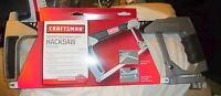 Sears Craftsman 12 Inch In. Hack Saw,heavy Duty,convertible,storage Blades