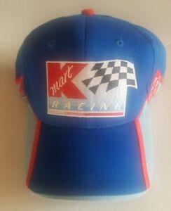 NWT-Winner-039-s-Circle-Kmart-Racing-Hat-66-Todd-Bodine-Adjustable-Blue