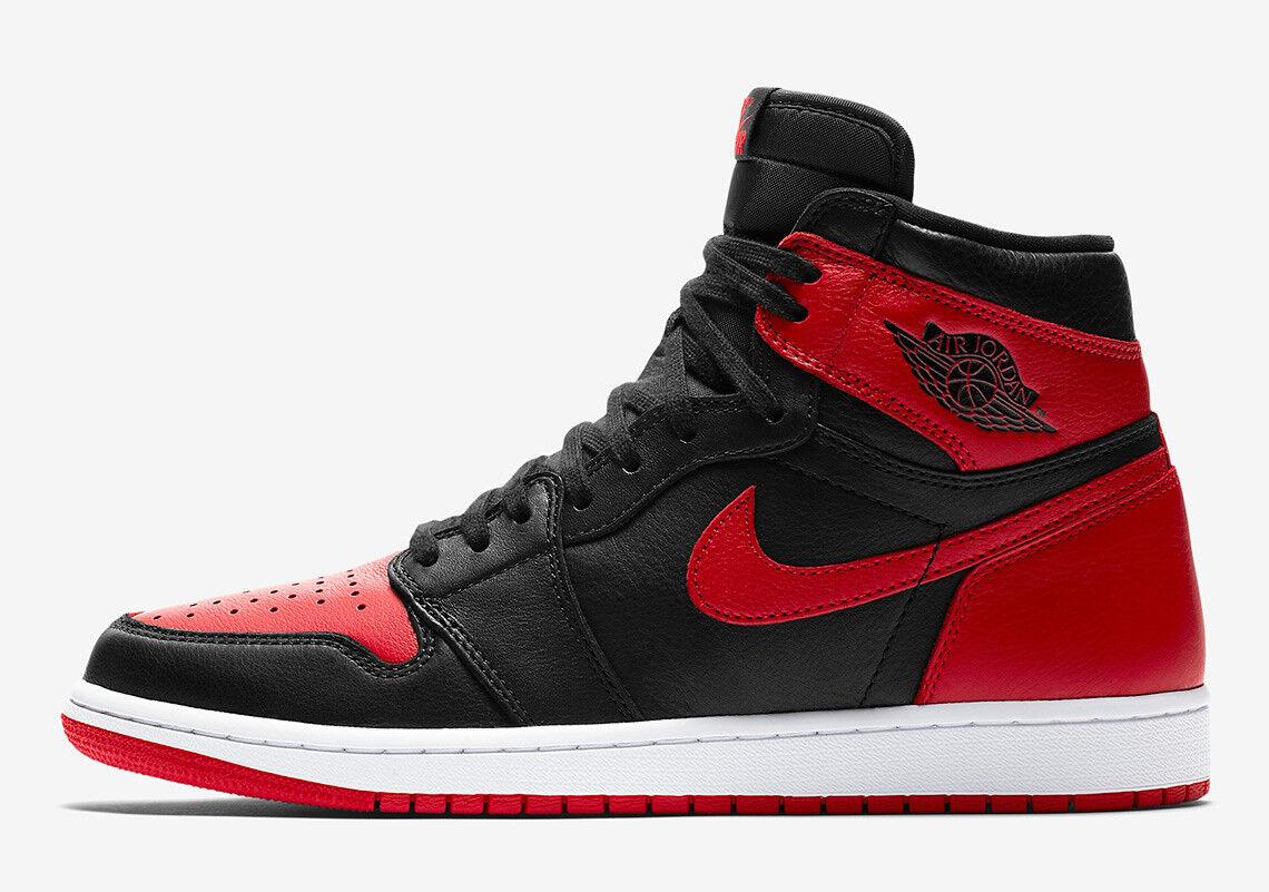 Nike Air Jordan 1 Retro High Home OG NRG Homage to Home High (861428-061), Size 11 US 3e04a6