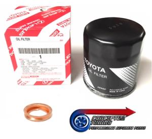 Genuine Toyota Oil Filter - For JZZ30 Soarer 1JZ-GTE 1JZGTE