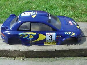 Subaru-P1-Body-Shell-For-1-10-NITRO-PETROL-DRIFT-RADIO-CONTROLLED-TOY-CAR-RC