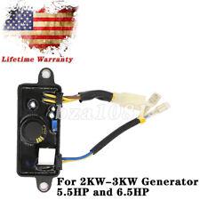 Avr Voltage Regulator Rectifier For 2kw 3kw Chinese Generator 250v 220uf Us Ship