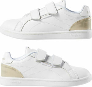 Details zu Reebok Königsblau Komplette Saubere Mädchen Schuhe Kinder Jogger 2.0 2v Figur