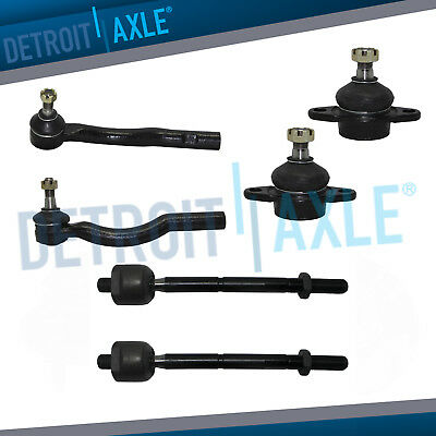 Front Tie Rod Ball Joint Kit for 1991 1992 1993 1994 1995 19961997 Toyota Previa