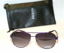 980a9709d16a8 item 5 Authentic GUESS GU7384-81B-60 Women s Aviator Sunglasses Gray Lens  PURPLE NEW! -Authentic GUESS GU7384-81B-60 Women s Aviator Sunglasses Gray  Lens ...