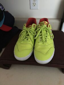Details about Adidas Men's A.R Trainer Neon Yellow DB2736 12