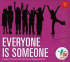 Everyone is Someone: Songs of Social and Emotional Responsibility [Digipak] by David Kisor (CD, Nov-2012, Growing Sound)