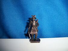 SAMURAI WARRIOR #3 Sword DARK BRONZE Kinder Surprise Metal Soldier Figure SCAME