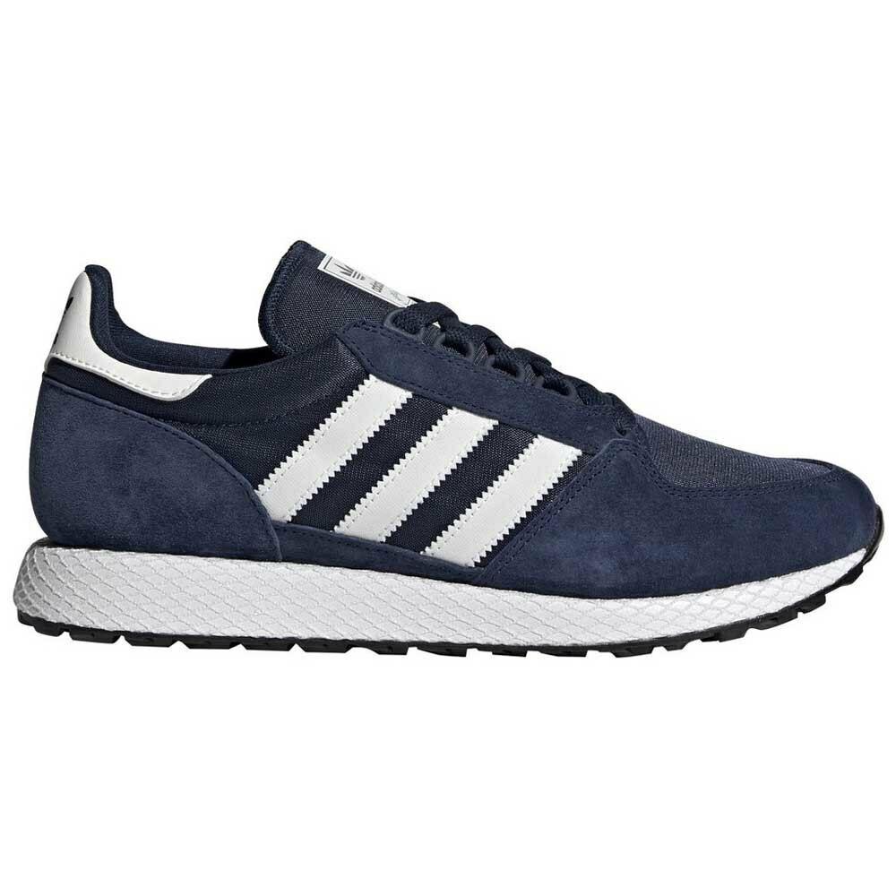 Details zu adidas Originals Forest Grove Schuhe Herren Sneaker Turnschuhe Herrenschuhe Blau