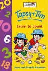 Topsy and Tim Learn to Count by Gareth Adamson, Jean Adamson (Hardback, 2001)