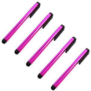 Stift Für Handy : 5 x stylus pen eingabestift touch stift f r smartphone tablet handy pda pink ebay ~ Watch28wear.com Haus und Dekorationen