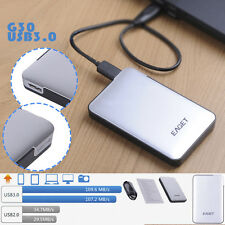 500G USB3.0 High-Speed Shockproof Encryption PC Phone External Hard Disk EAGET