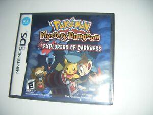 Pokemon-Mystery-Dungeon-Explorers-of-Darkness-Nintendo-DS-Lite-Dsi-xl-2ds-3ds