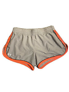 Under-armour-Semi-Fitted-Heat-Gear-Women-039-s-Shorts-Size-XS-Free-Shipping