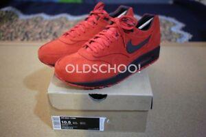 Vintage Nike Sz Ds Air Max 1 Wotherspoon nero 10 2012 5 Pimentonero QxshdCotrB