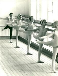 Girls-in-dance-training-at-Opera-Ballet-School-Vintage-photograph-2441481