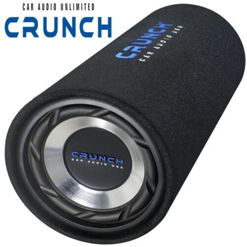 Crunch papel gts250 subwoofer tubo Bass reflex Tube con 25cm bass woofer
