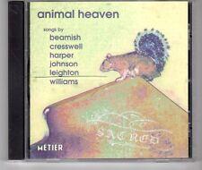 (HG666) Animal Heaven, Alison Wells / John Turner / Keith Elcombe etc. - 2000 CD