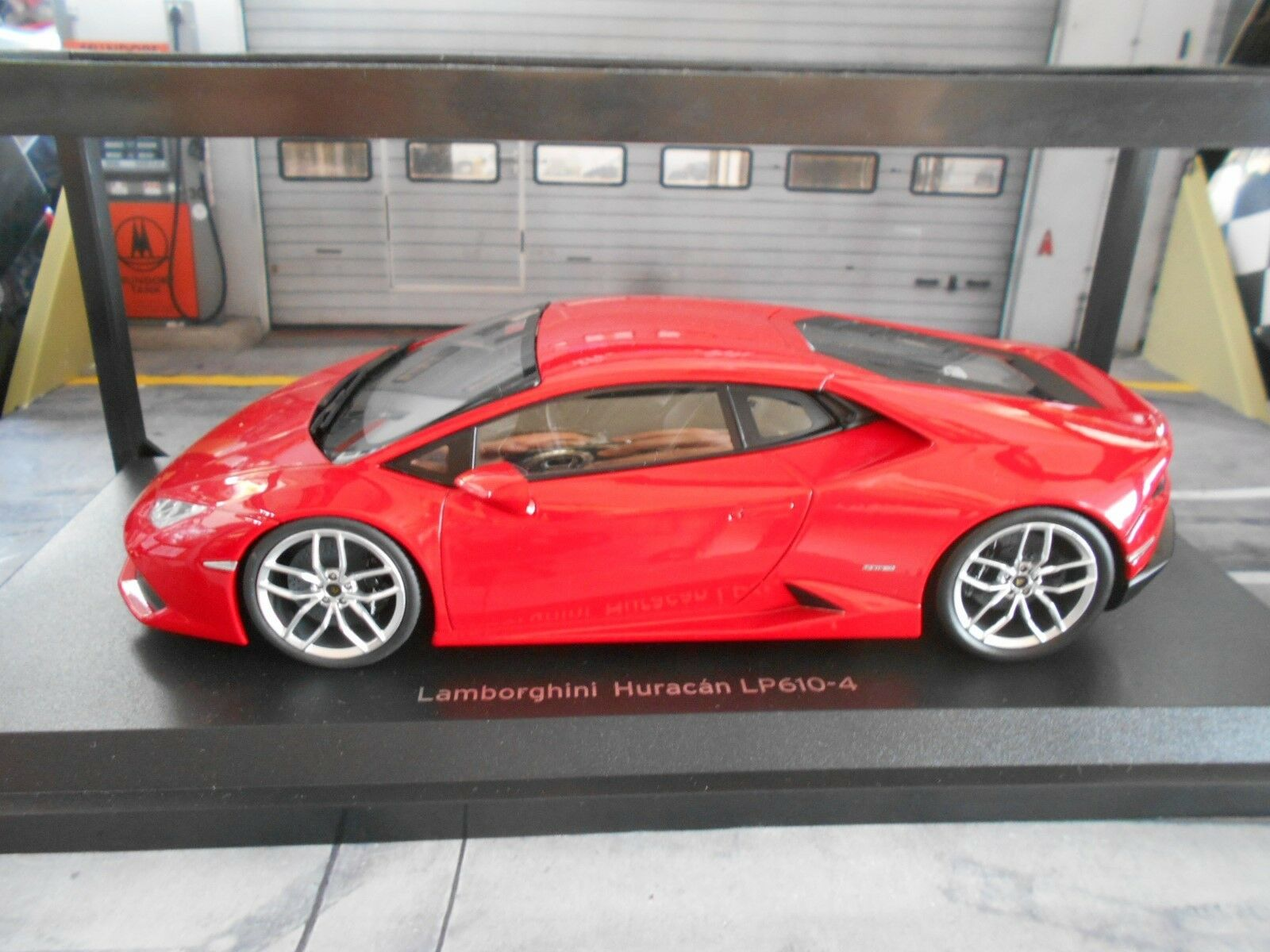Lamborghini Lamborghini Lamborghini Huracan LP 610 lp610-4 lp610 -4 ROSSO rosso 2016 ousia KYOSHO 1 18 331113