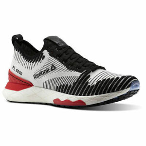 Reebok Men CN1758 Floatride Run FL 6000 Running Shoes black grey red ... 7f920757d