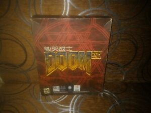 Details about Doom 3 - Chinese Big Box Edition PC RARE