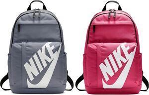 70208e1e513 Image is loading Nike-Elemental -Rucksack-Backpack-Unisex-Sportswear-Sport-School-