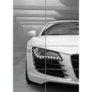 Audi-R8-Car-Super-Car-Giant-Wall-Mural-Art-Poster-Picture-Print-33x47-Inches