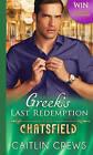 Greek's Last Redemption by Caitlin Crews (Paperback, 2015)
