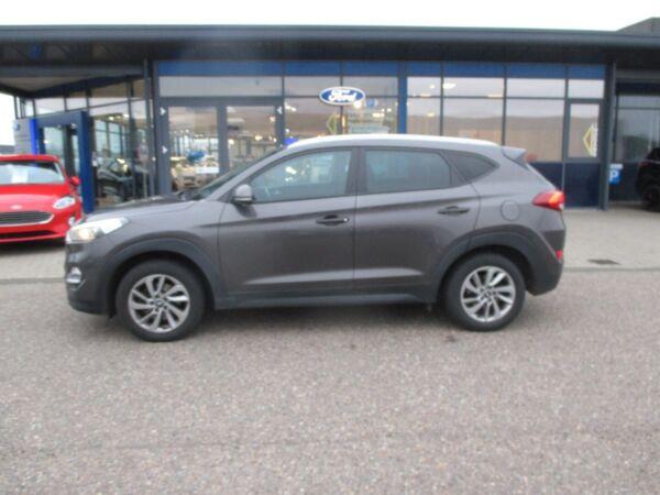 Hyundai Tucson 2,0 CRDi 136 Trend - billede 1