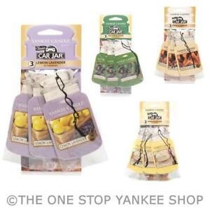Yankee-Candle-3-Pack-Cardboard-Same-Car-Jar-Variety-ADD-3-TO-BASKET-FOR-OFFER