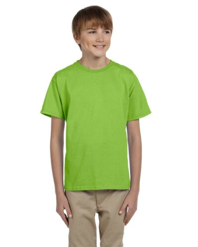 Hanes ComfortBlend EcoSmart Youth T-Shirt 5370