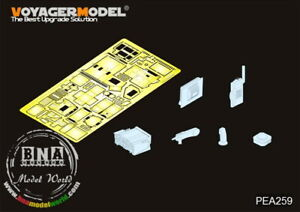 Voyager-Models-1-35-US-Army-HUMVEE-Blue-Force-Tracker-amp-SINCGar-Unit