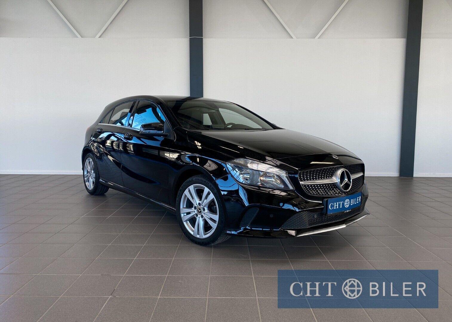 Mercedes A200 d 2,2 Business aut. 5d - 224.900 kr.