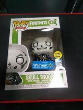 Funko Pop! Fortnite Skull Trooper GLOW GITD #438 Walmart