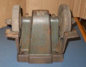 Antique Belt Bench Grinder Arbor Tool Ebay