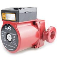 "BACOENG 1 1/2"" Umwälzpumpe 55/38/22L/Min 230V 60HZ Heizungspumpe Warmwasser Pump"
