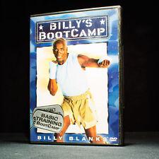 Billy Blanks - Basic Training Bootcamp - DVD