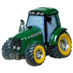 Traktor Spardose Trecker Bulldog Bauernhof Traktoren Sparschwein
