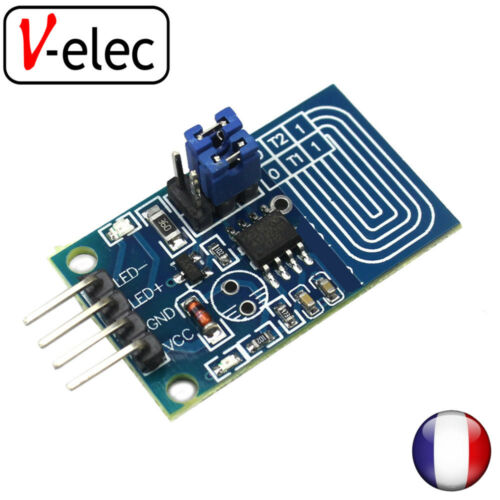 1335# Capacitive Touch Dimmer Switch Module v-elec