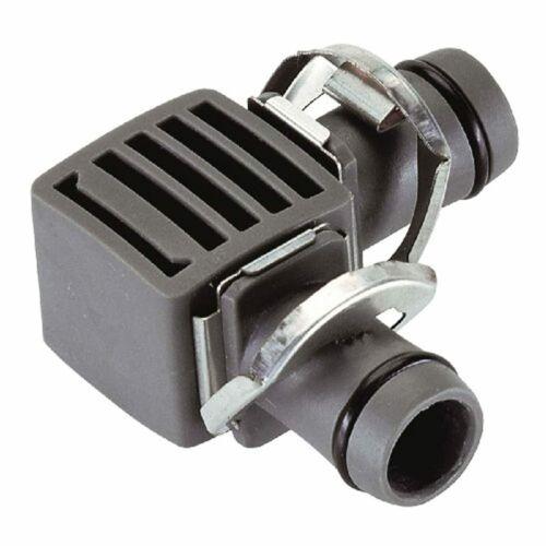 Rohrverbinder für eine Rich Gardena Micro-Drip-System L-Stück 13mm 1//2 Zoll