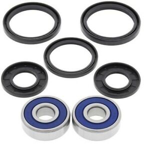 Set Front Wheel Bearing Yamaha YP250 majesty (Sa ) 2000-2003